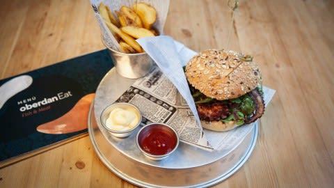 Oberdan Burger, Rieti