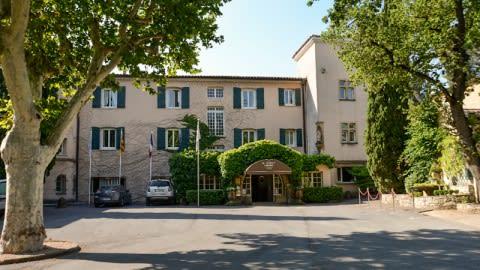 La Table du Pigonnet - Hôtel Le Pigonnet, Aix-en-Provence