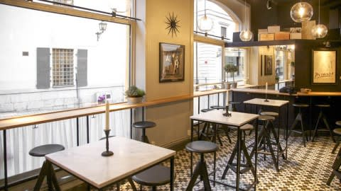 Cultur bar & restaurang, Stockholm