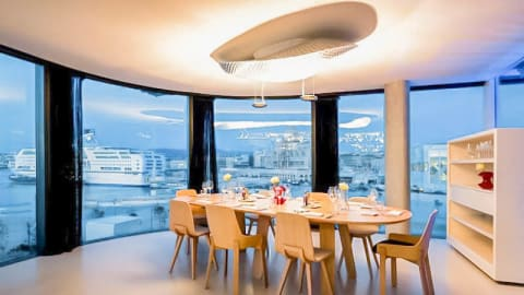 Le Môle Passedat - La Table, Marseille