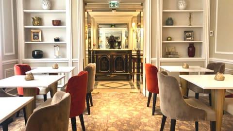 Le Céladon, Hotel Westminster, Paris