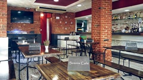 Somnia Café, Madrid