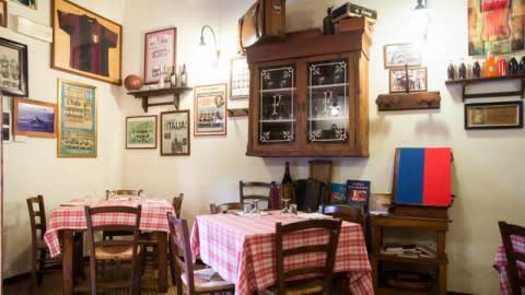 Da Giampi e Ciccio, Bologna