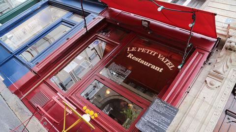Le Petit Vatel, Paris