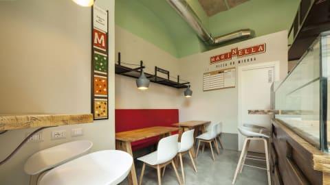 Pizza Marinella, Rome