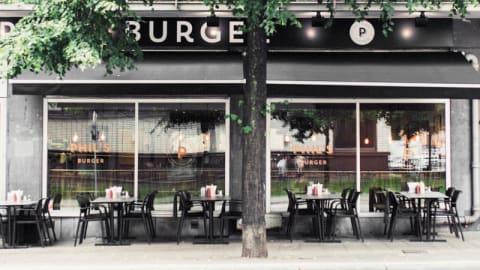Phils Burger Kungsholmen, Stockholm