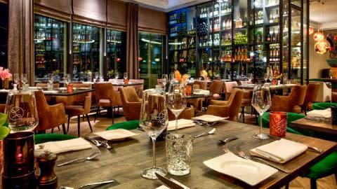 Restaurant The George (Hotel de Leijhof Oisterwijk), Oisterwijk