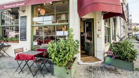 Brasserie du Gourmet, Brussels