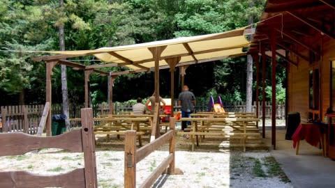 La cucina del parco, Scheggino