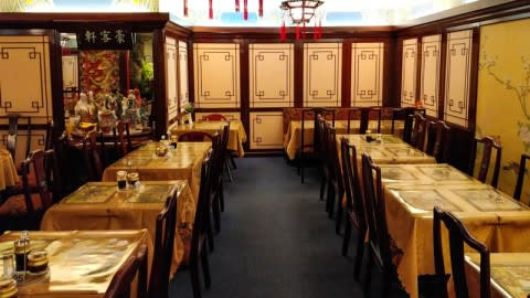 Restaurang Mandarin City, Stockholm