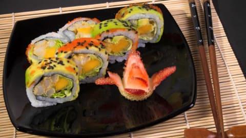 Kukku Sushi y Wok, Sabaneta