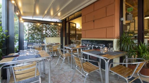 Bacetto Bistrot, Rome