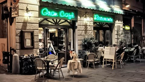 Gran Cafè, Bologna
