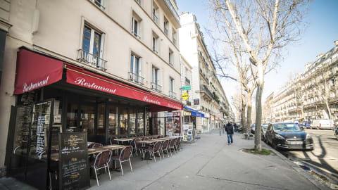 Le Rosmarino, Paris