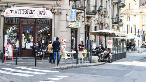 Trattoria Bar Porta Doranea, Turin