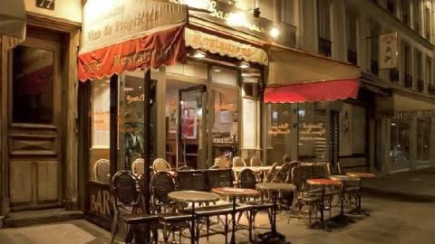 Café Chastel, Paris