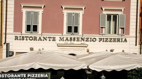 Massenzio ai Fori, Rome