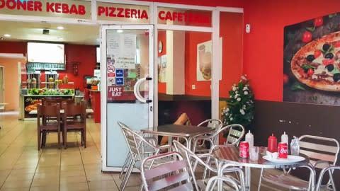 Antalay Kebab & Pizza, Badalona