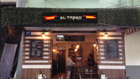 El Tapeo Condesa, Mexico City