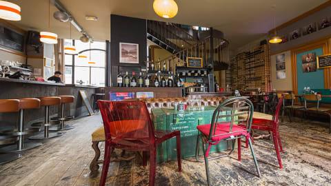 A Cantina Comptoir Corse - Quartier Saint Pierre, Bordeaux