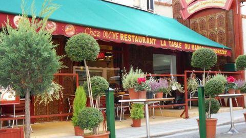 La Table du Maroc Chez Oucine, Nice