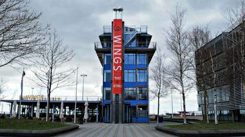 WINGS food & drinks, Schiphol