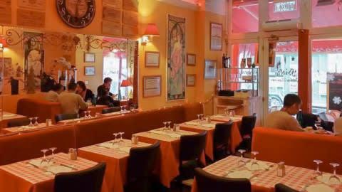 Le Café Siam, Paris