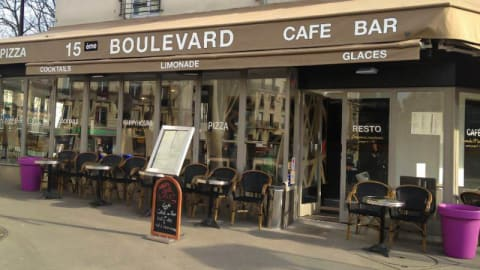 15ème Boulevard, Paris