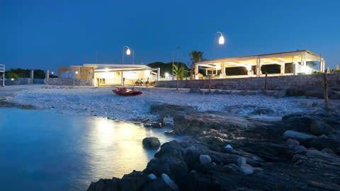 La Casetta del Pescatore al Coco Beach Club, Cozze
