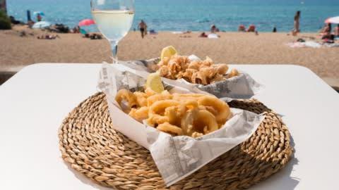 Oasis Beach Bar, Badalona