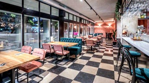 Kite Restaurant & Bar, Rotterdam