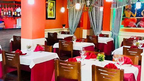 Indian Food, Madrid