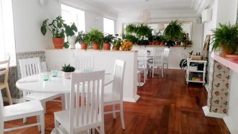 Eva Restaurant, Lisbon