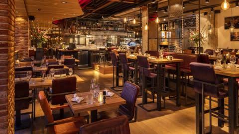 Cornelis Bar & Kitchen, Rotterdam