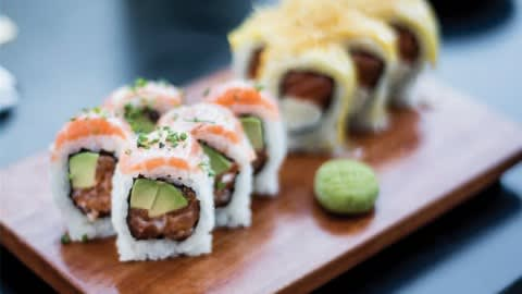Fabric Sushi (Chinatown), Buenos Aires