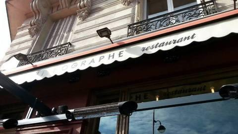 Le Lithographe Bistrot, Paris