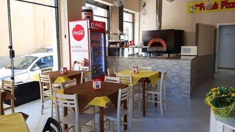 Da Frenk Pizza, Torino
