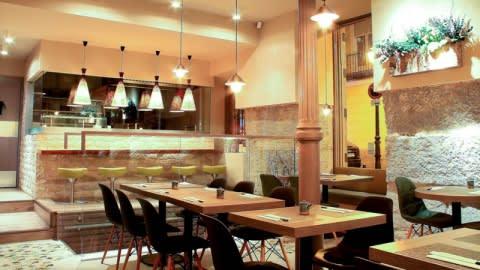 Yoshi Sushi and Japanese Grill, Madrid