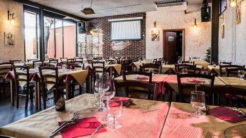 La Taverna del Parco, Rome