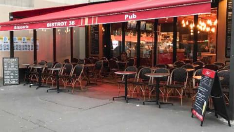 Bistrot 38, Paris