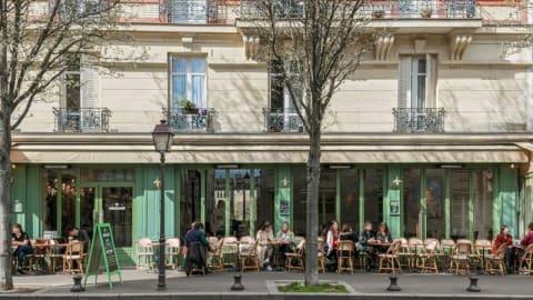 Le Mêlécasse, Paris