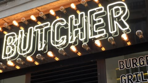 Le Butcher, Paris