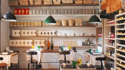 Benigni Ambulatorio Gastronomico, Bergamo