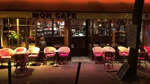 Mon Café, Paris