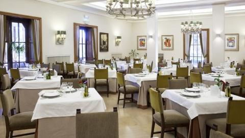 Restaurante Parador de Teruel, Teruel