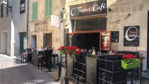 O'Tapas Café, Salon-de-Provence