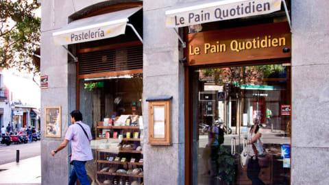 Le Pain Quotidien Fuencarral, Madrid