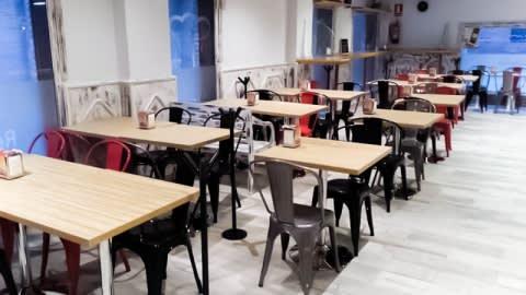 Plademunt. El restaurante Imaginario, Alcalá de Henares