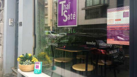 Thai Saté, Saint-Gilles