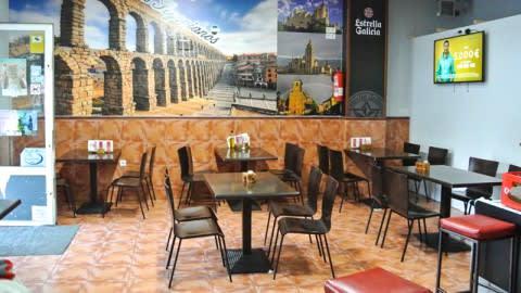Bar los Segovianos, Merida